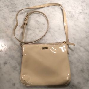 KATE SPADE ♠️ Patent Leather Crossbody
